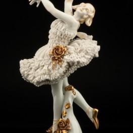 "Анна Павлова в балете ""Бабочка"", Volkstedt, Германия, до 1935 г"