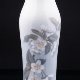 """Фарфоровая Ваза """"Пора цветения"""", Royal Copenhagen, Дания, 1908-24 гг."""